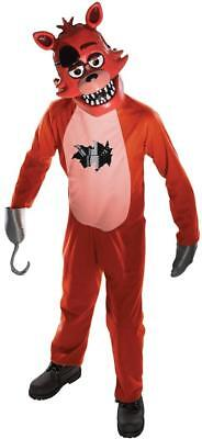 Foxy Fox Five Nights Freddy's Video Game Fancy Dress Halloween Teen Costume](Teenage Halloween Games)