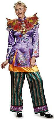 Alice Asian Look Through the Looking Glass Fancy Dress Halloween Adult Costume - New Look Halloween Costumes