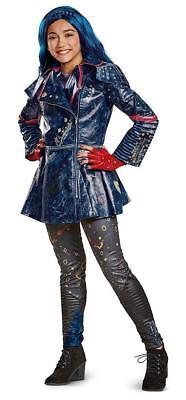 Halloween Kostüme Evie (Evie Prestige Isle Look Disney Descendants Fancy Dress Halloween Child Costume)