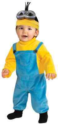 Minion Kevin Despicable Me Minions Fancy Dress Halloween Toddler Child Costume - Minions Despicable Me Halloween Costumes