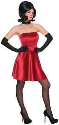 Scarlet Overkill Minions Despicable Me Fancy Dress Up Halloween Adult Costume - Minions Despicable Me Halloween Costumes