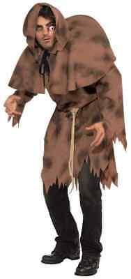 Hunchback Notre Dame Quasimodo Monster Fancy Dress Halloween Adult Costume - Hunchback Halloween Costume