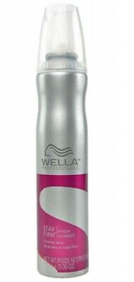 NEW WELLA PROFESSIONALS STAY FIRM FINISHING HAIRSPRAY 9.06 OZ
