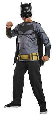 Batman vs. Superman Costume Top Superhero Fancy Dress Halloween Child Costume
