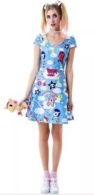 Japan LA x Tokidoki Unicorno Sleep Dress Baby - Sexy Japanische Kleid