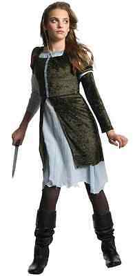 Snow White & the Huntsman Movie Grimm Fancy Dress Up Halloween Teen Costume