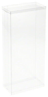 """DollSafe Clear Folding Box for Extra Large 11-12"""" Dolls, 6"""""""