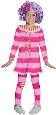Pillow Featherbed Lalaloopsy Fancy Dress Up Halloween Deluxe Child Costume](Lalaloopsy Pillow Costume)