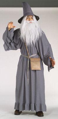 Herr der Ringe Gandalf Luxus Erwachsene Herren-Kostüm Thema Party Halloween