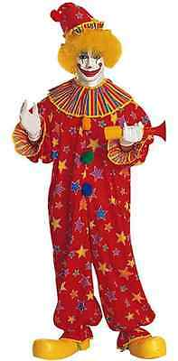 Star Burst Clown Circus Birthday Party Fancy Dress Up Halloween Adult (Starburst Kostüme)