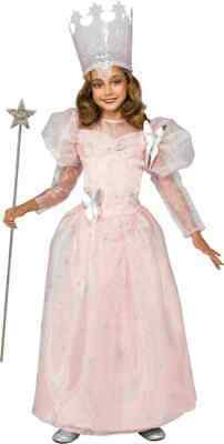 Baby Glinda Costume (Glinda the Good Witch Wizard of Oz Fancy Dress Halloween Deluxe Child)