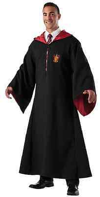 Replica Gryffindor Robe Harry Potter Wizard Fancy Dress Halloween Adult Costume](Harry Potter Replica Robes)