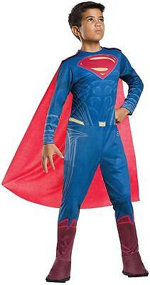 Superman Batman vs. Movie DC Superhero Fancy Dress Up Halloween Teen Costume](Teen Movie Costumes)