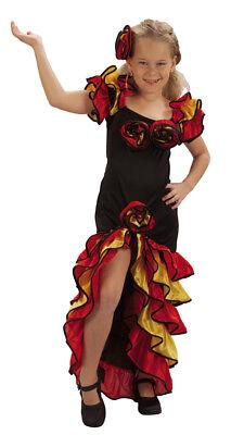 Kostüm Spanische Tänzerin für Mädchen Cod.173851
