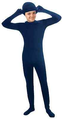 I'm Invisible Man Suit Invisible Sports Game Halloween Child Costume 11 COLORS - Invisible Kid Halloween Costume