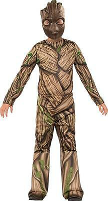 Groot Guardians Galaxy Vol 2 Marvel Fancy Dress Up Halloween Child - Groot Halloween Costume Baby