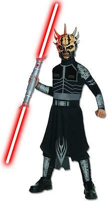Savage Opress Halloween Costume (Savage Opress Star Wars Clone Sith Lord Fancy Dress Up Halloween Child)
