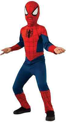 Ultimate Spider-Man Marvel Superhero Fancy Dress Up Halloween Child - Halloween Ultimate Costumes