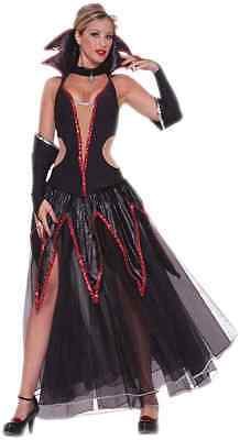 ted Ballroom Vampire Fancy Dress Halloween Adult Costume (Dancing Halloween-kostüme)