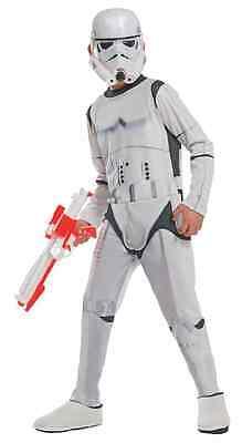 Stormtrooper Imperial Storm Trooper Star Wars Classic Halloween Child Costume
