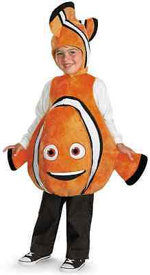 Nemo Deluxe Disney Finding Nemo Dory Fish Fancy Dress Halloween Child Costume