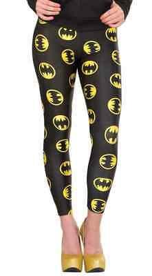 Superhero Fancy Dress Up Halloween Adult Costume Accessory (Halloween Batgirl)