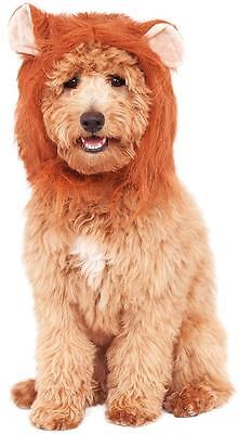 Lion's Mane Jungle Animal Fancy Dress Halloween Pet Dog Cat Costume - Lion's Mane Hunde Kostüm