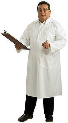 Doctor Lab Coat Surgeon Nurse Mad Scientist Halloween Adult Costume Accessory