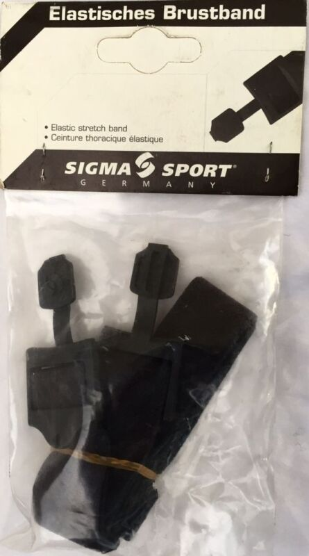Sigma Sport PC Series Replacement Elastic Chest Band for Heartrate NOS