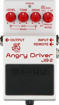 Boss JB-2 Angry Driver JHS Angry Charlie and Boss BD-2 Overdrive