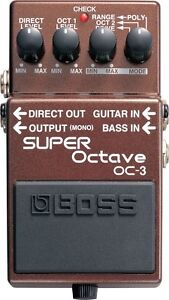 Looking for a octave pedal