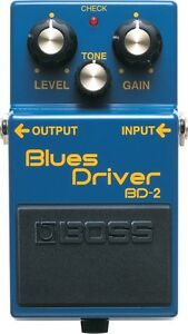 Trade Boss Blues Driver for a Boss OC-3 Super Octave Baddaginnie Benalla Area Preview