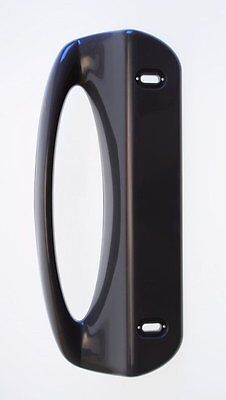 Privileg - Kühlschrank Gefrierschrank Tür Hand Griff grau - 2061766057 (Kühlschrank Tür Griff)