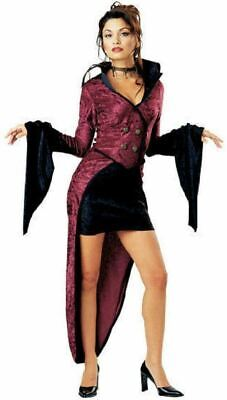 Baroness Gothic Vampire Covenant Countess Halloween Adult Fancy Dress Costume