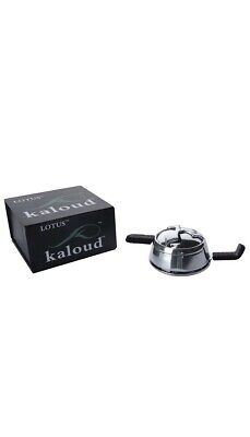 Kaloud Lotus Two Holder control of heat for hookah, shisha,Glass Water Pipe