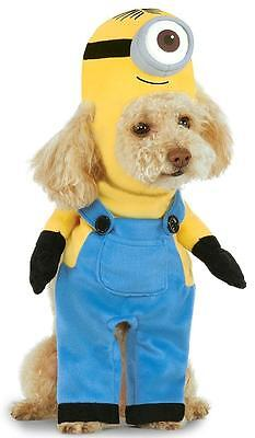 Minion Stuart Arms Despicable Me Fancy Dress Up - Stuart Halloween Kostüm