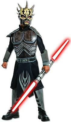 Savage Opress Halloween Costume (Savage Opress Star Wars Clone Fancy Dress Up Halloween Deluxe Child)