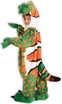 Iguana Animal Lizard Reptile Fancy Dress Up Halloween Toddler Child Costume