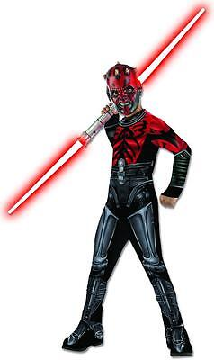 Darth Maul Dress Up (Darth Maul Mechanical Legs Star Wars Sith Fancy Dress Up Halloween Child)