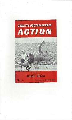 Today's Footballers in Action No.1 by Bryan Breed