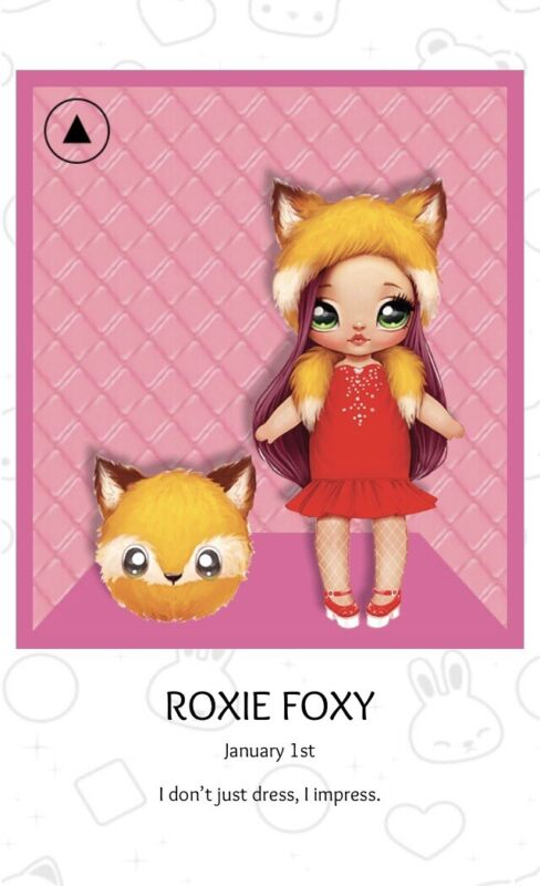 NEW Confirmed & Sealed Na Na Na Surprise Series 1 Roxie Foxy VHTF Red Fox Doll