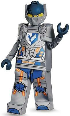 Clay Prestige Lego Nexo Knights Medieval Fancy Dress Up Halloween Child Costume