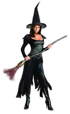 Oz The Great And Powerful Halloween Costumes (Wicked Witch West Oz the Great Powerful Fancy Dress Halloween Teen Adult)