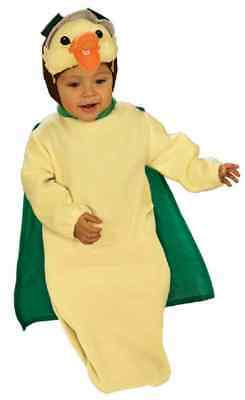 MING MING THE DUCKLING BUNTING COSTUME! WONDER PETS YELLOW NEW [SIZE - Ming Ming The Duckling
