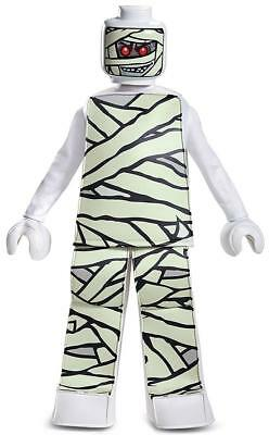 Mummy Dress Up (Mummy Prestige Lego Iconic Classic Fancy Dress Up Halloween Deluxe Child)