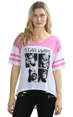 NEW! Women STAR WARS Top T-Shirt Plus Size 1X - 2X - 3X
