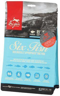 ORIJEN Six Fish Dry Dog Food (12 oz)