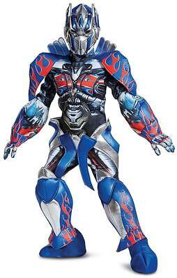 Optimus Prime Halloween Costume (Optimus Prime Prestige Transformers Fancy Dress Halloween Deluxe Child)