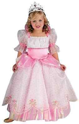 Pink Princess Fairy Tale Renaissance Fancy Dress Halloween Toddler Child Costume (Toddler Fairy Costumes Halloween)