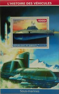 Modern Submarines war Severodvinsk s/s Djibouti 2015 VG2000 - <span itemprop='availableAtOrFrom'>Olsztyn, Polska</span> - Modern Submarines war Severodvinsk s/s Djibouti 2015 VG2000 - Olsztyn, Polska